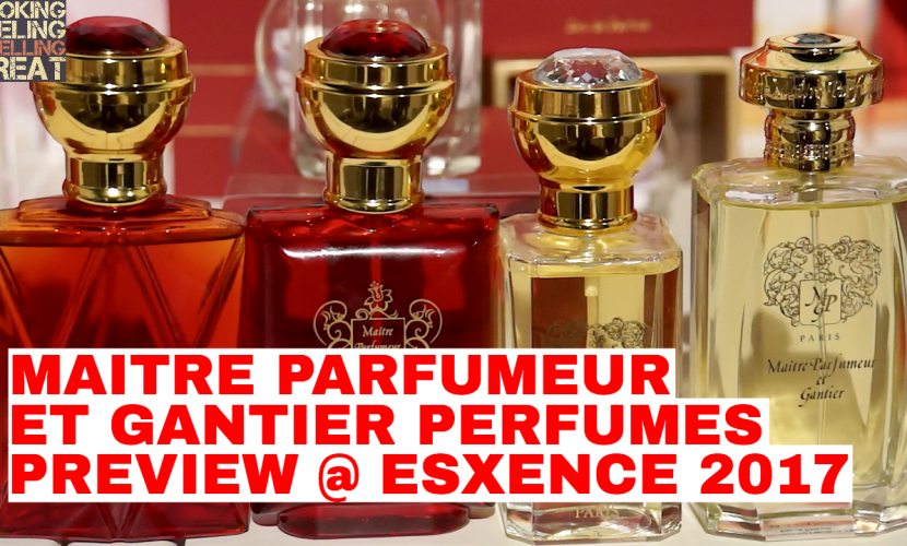 Maitre Parfumeur Et Gantier Perfumes Preview + Full Bottle World Wide Giveaway