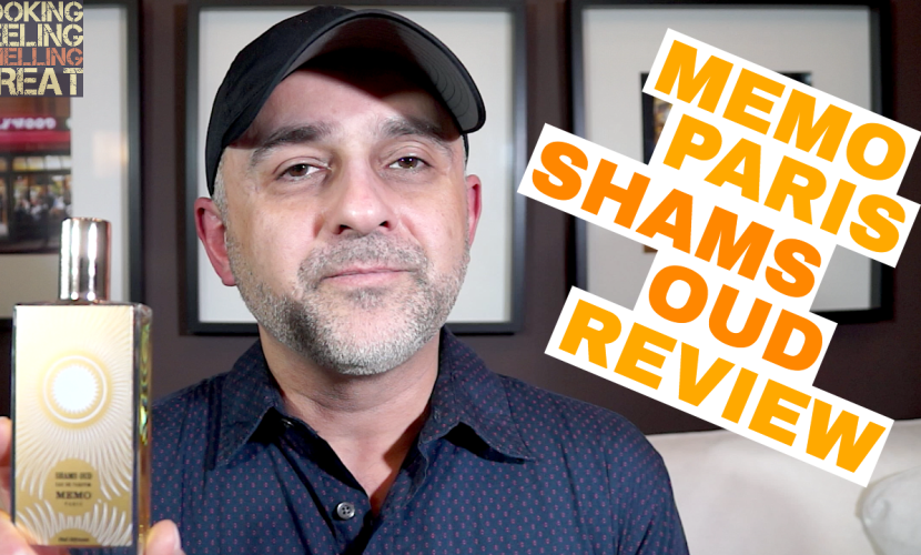 Memo Paris Shams Oud Review