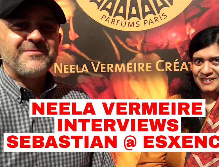 Neela Vermeire Interviews Sebastian Jara @ Esxence 2017