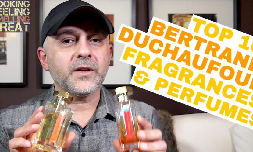 Top 10 Bertrand Duchaufour Fragrances + Perfumes