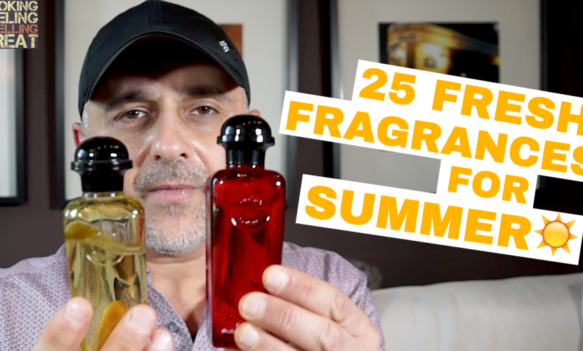 25 Fresh Fragrances For Summer