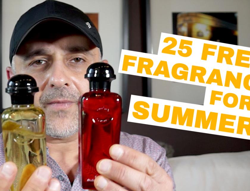 25 Fresh Fragrances For Summer