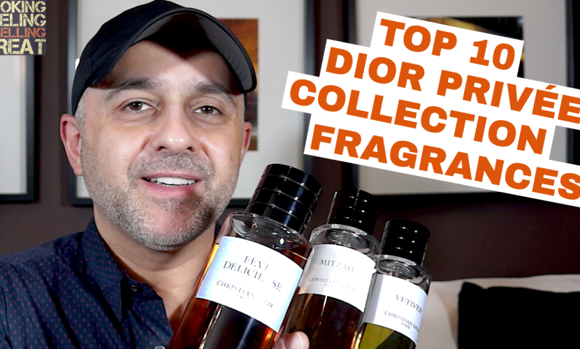 Top 10 Christian Dior Privée Collection Fragrances