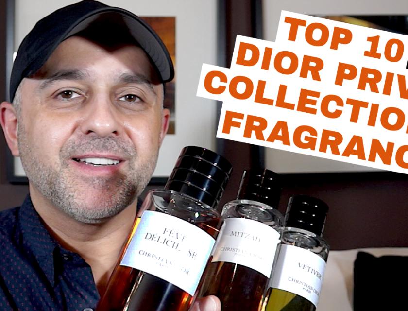 Top 10 Christian Dior Privée Collection Fragrances