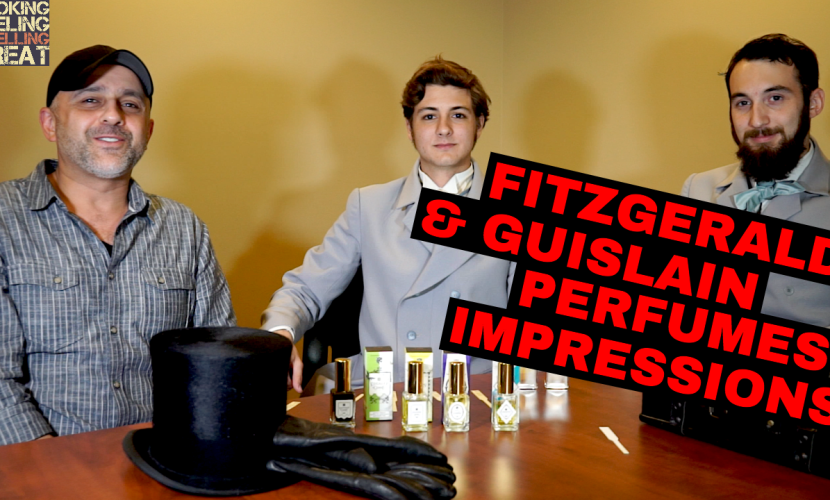 Fitzgerald and Guislain Perfumes First Impressions