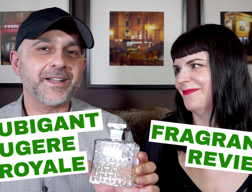 Houbigant Fougere Royale Review