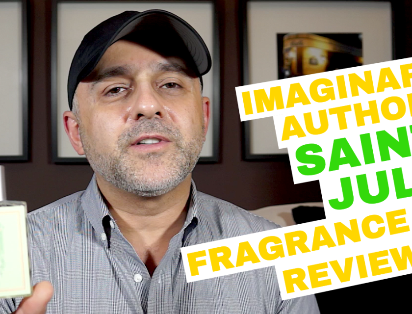 Imaginary Authors Saint Julep Review