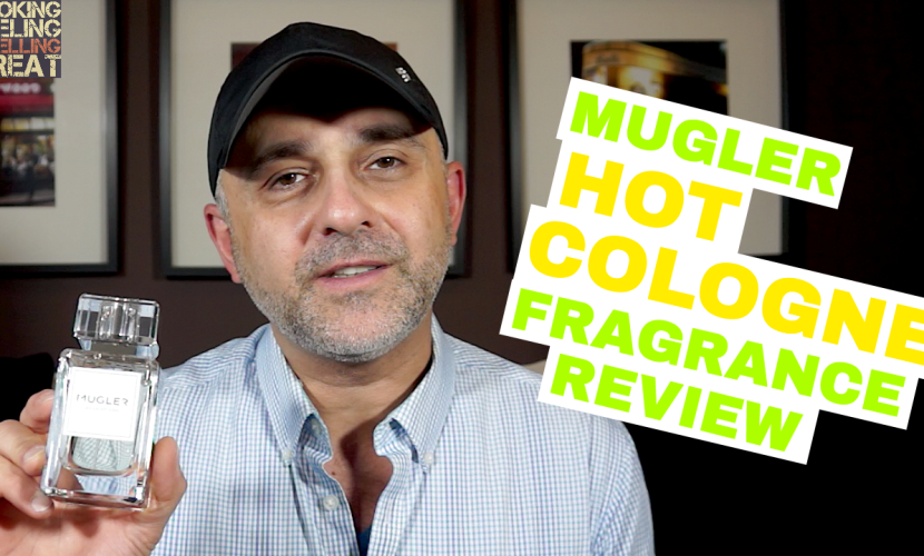 Mugler Hot Cologne Review