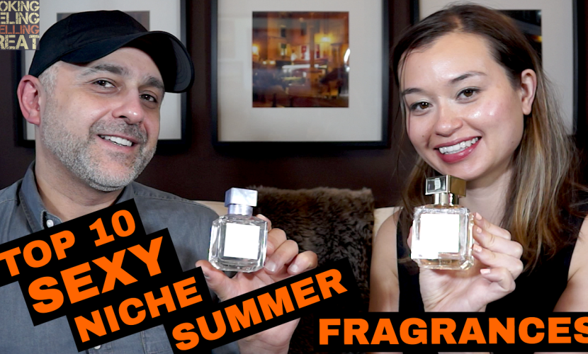 Top 10 Sexy Niche Unisex Summer Fragrances
