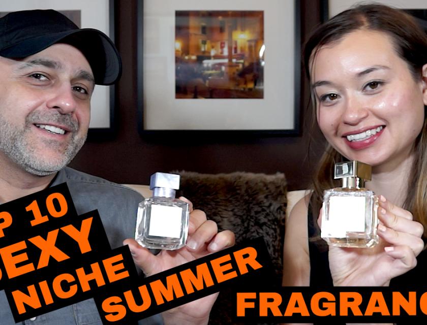 Top 10 Sexy Niche Unisex Summer Fragrances