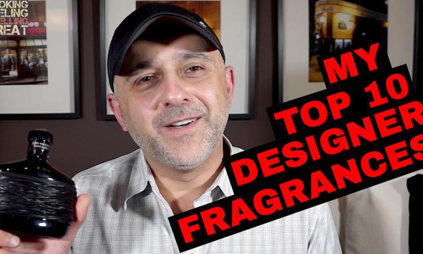 Top 10 Designer Fragrances, Colognes