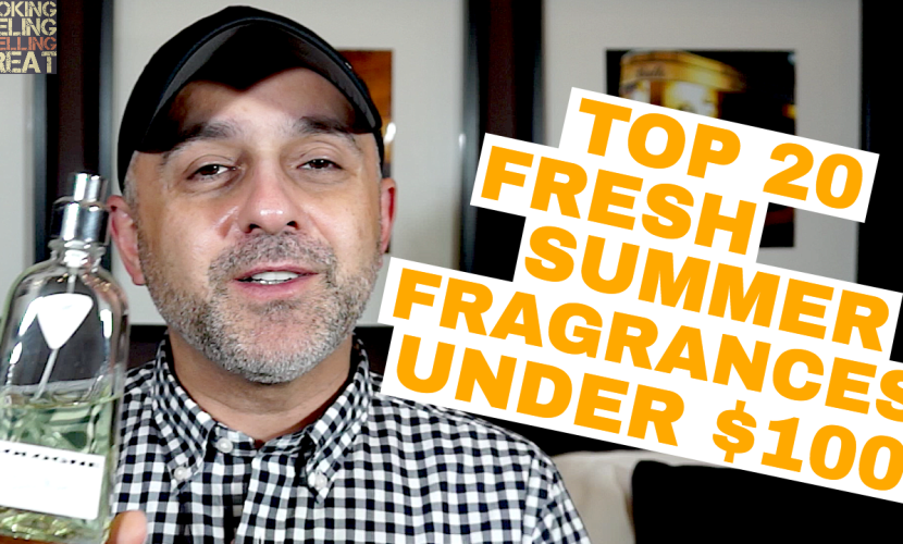Top 20 Fresh Summer Fragrances Under $100
