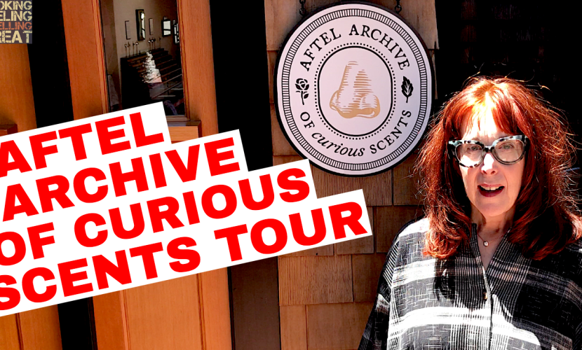 Aftel Archive Of Curious Scents Museum Tour