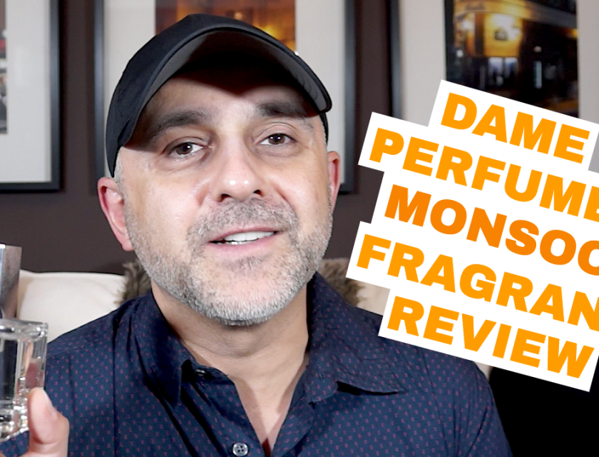 Dame Perfumery Monsoon Review