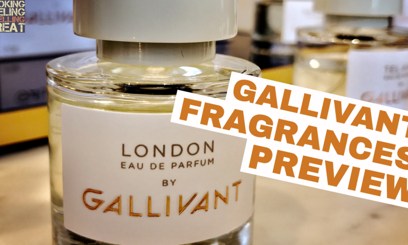 Gallivant Fragrances Preview With Nick Steward