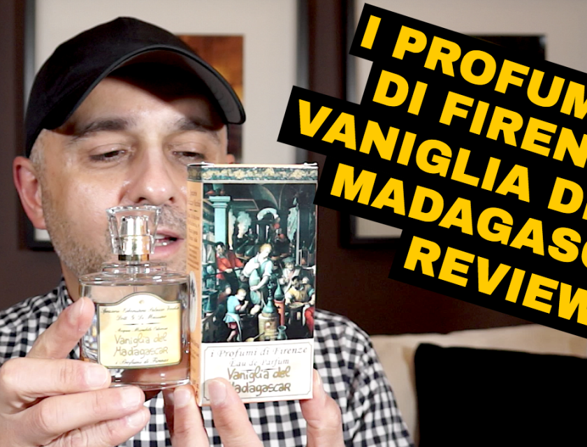 I Profumi Di Firenze Vaniglia Del Madagascar Review