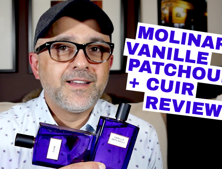 Molinard Vanille Patchouli And Cuir Review