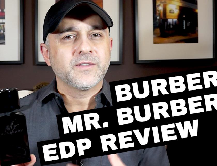 Burberry Mr Burberry EDP Review