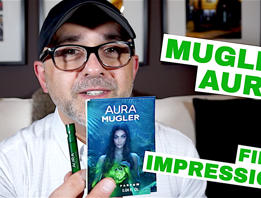 Mugler Aura First Impressions Review