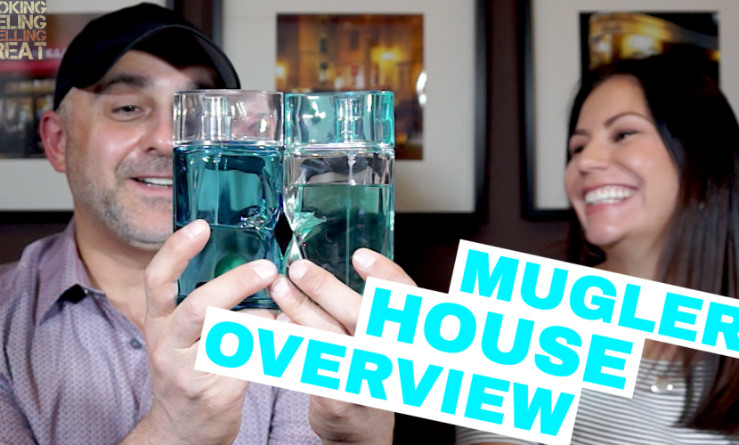 Mugler House Overview Fragrance Review