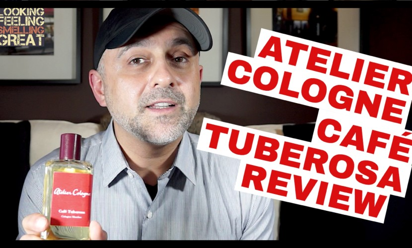 Atelier Cologne Cafe Tuberosa Review
