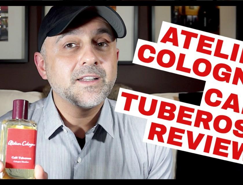 Atelier Cologne Cafe Tuberosa Review