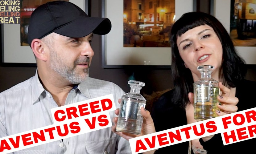 Creed Aventus vs Aventus For Her