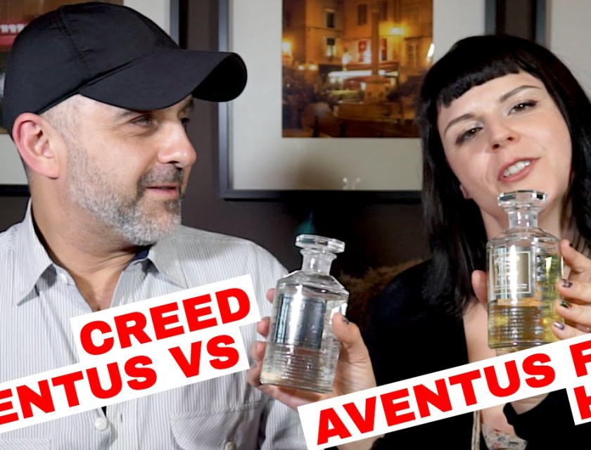 Creed Aventus vs Aventus For Her