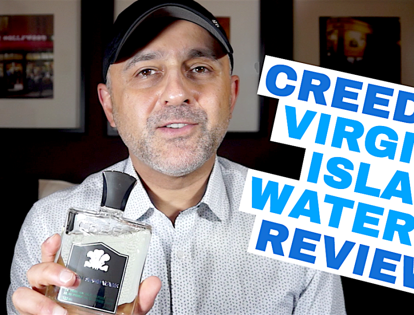 Creed Virgin Island Water Review