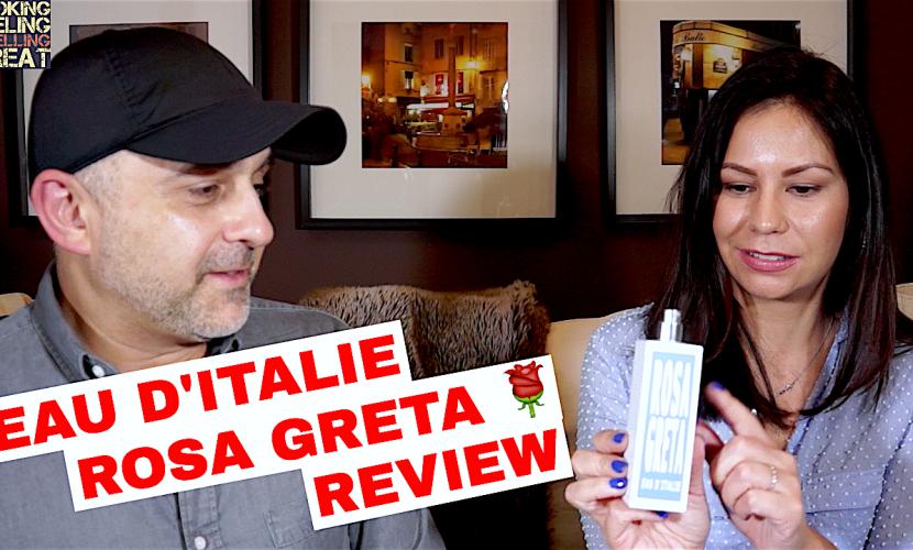Eau D'Italie Rosa Greta Review