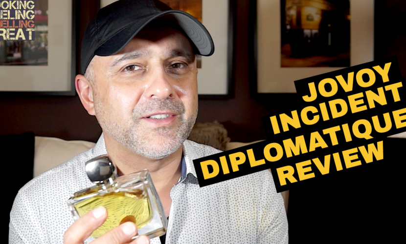 Jovoy Incident Diplomatique Review