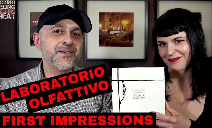 Laborattorio Olfattivo Perfumes First Impressions