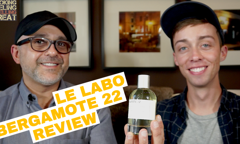 Le Labo Bergamote 22 Fragrance Review