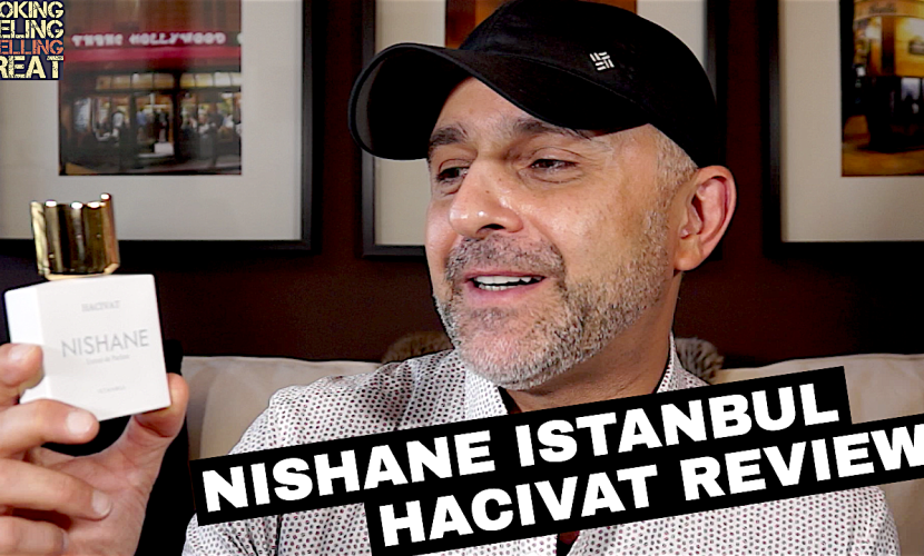 Nishane Istanbul Hacivat Review