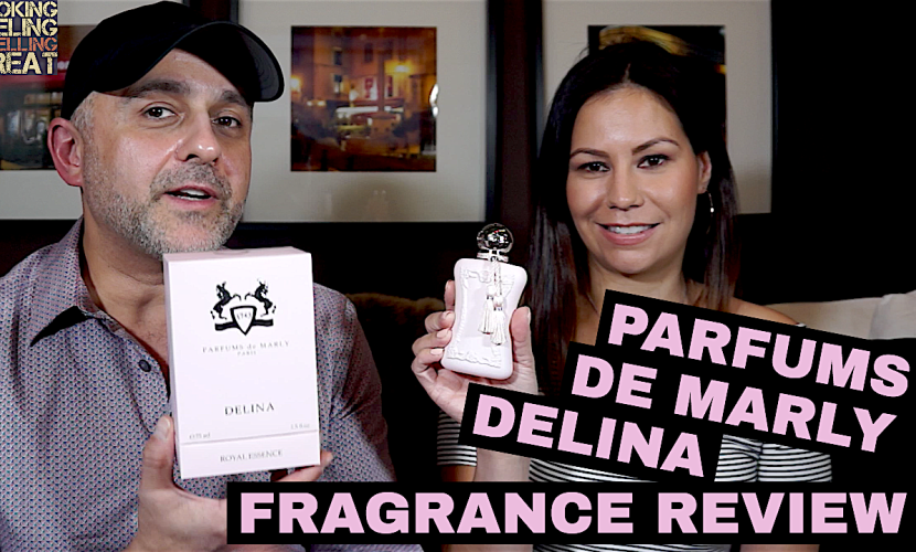 Parfums De Marly Delina Review