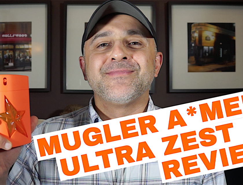 Mugler AMen Ultra Zest Review