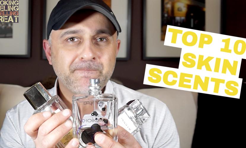 Top 10 Skin Scents