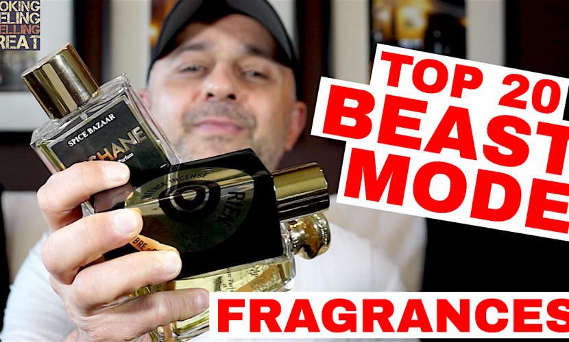 Top 20 Beast Mode Fragrances | My Top 20 Beast Mode Scents