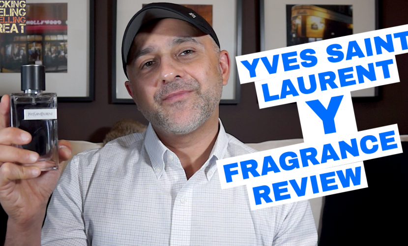 Yves Saint Laurent Y Review