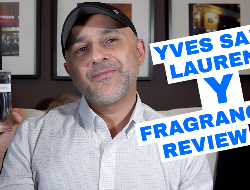 Yves Saint Laurent Y Review