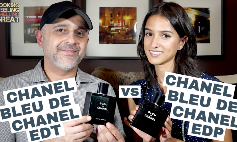Chanel Bleu De Chanel EDT vs Bleu De Chanel EDP