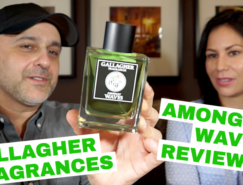 Gallagher Fragrances Amongst Waves Review