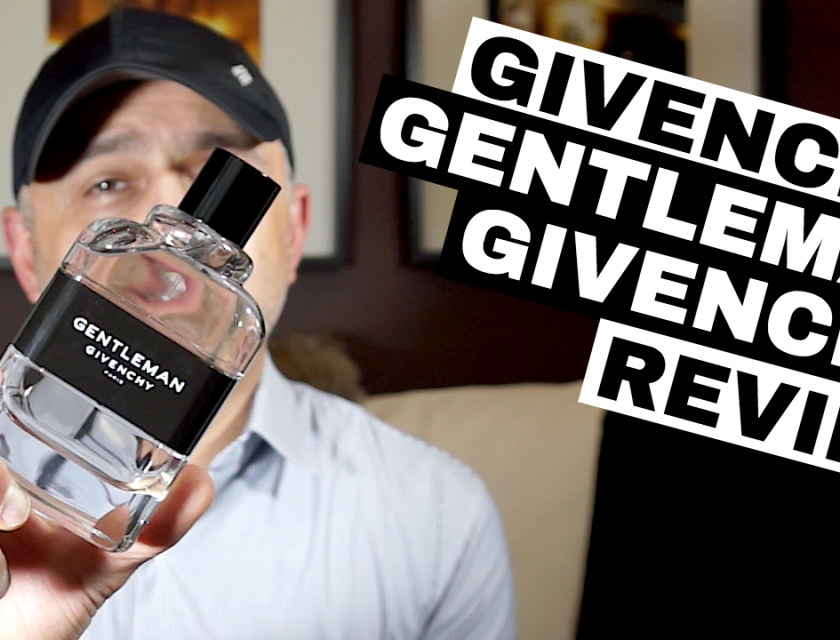 Givenchy Gentleman Givenchy Review