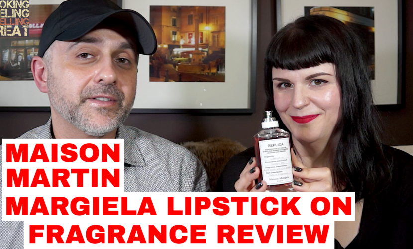 Maison Martin Margiela Lipstick On Review