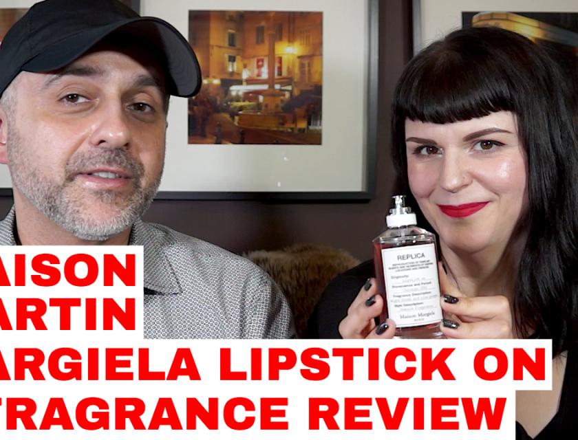 Maison Martin Margiela Lipstick On Review