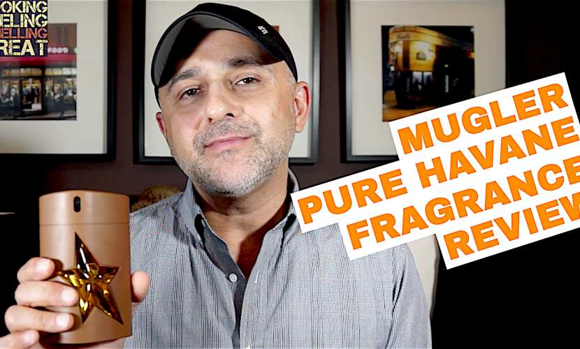 Mugler Pure Havane Review