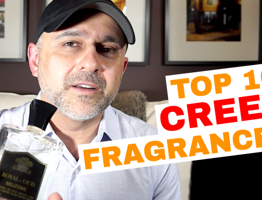 Top 10 Creed Fragrances