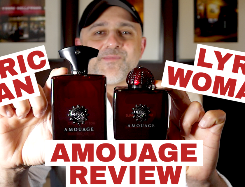 Amouage Lyric Man and Lyric Woman Review