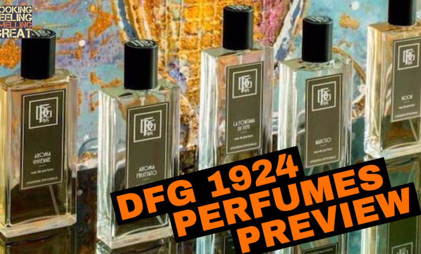 DFG 1924 Perfumes Preview