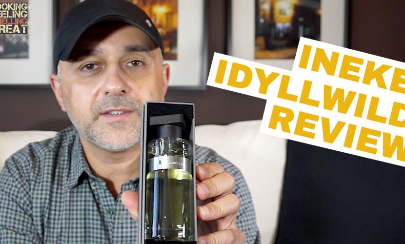 Ineke Idyllwild Fragrance Review